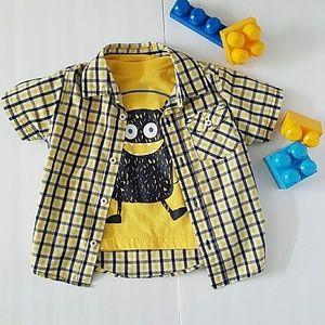 3T Two piece shirt set